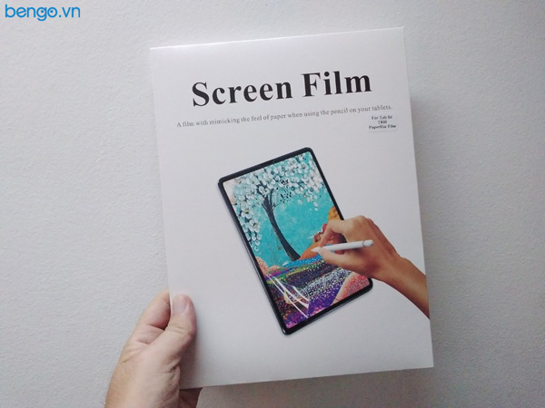 Dán màn hình Samsung Galaxy Tab S4 10.5