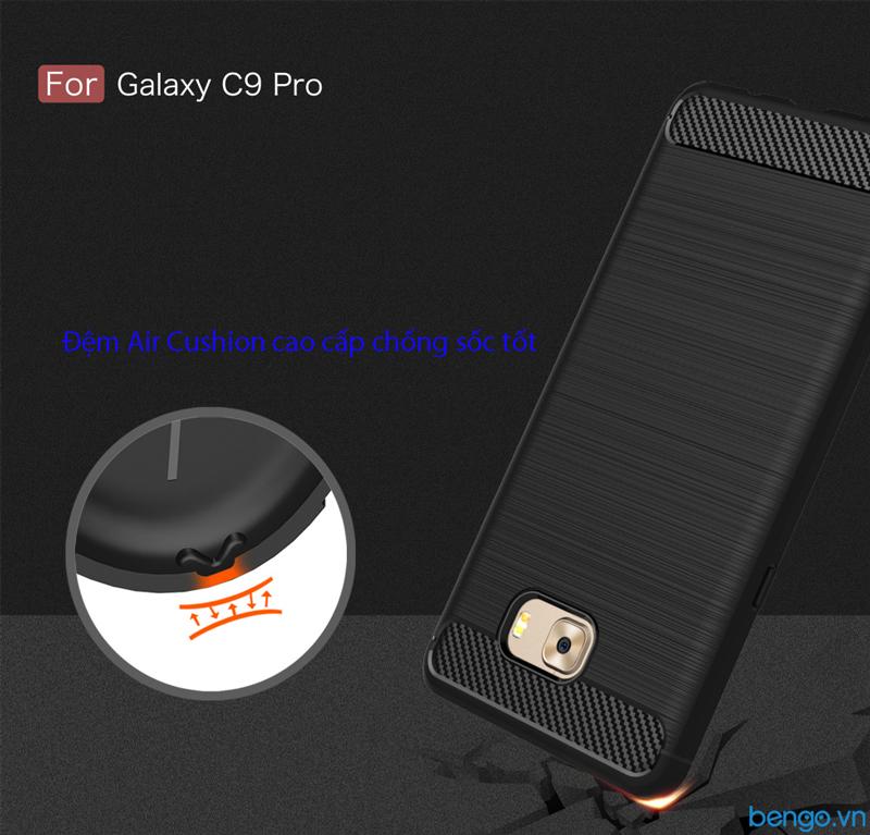 Ốp lưng Samsung Galaxy C9 Pro Rugged Armor