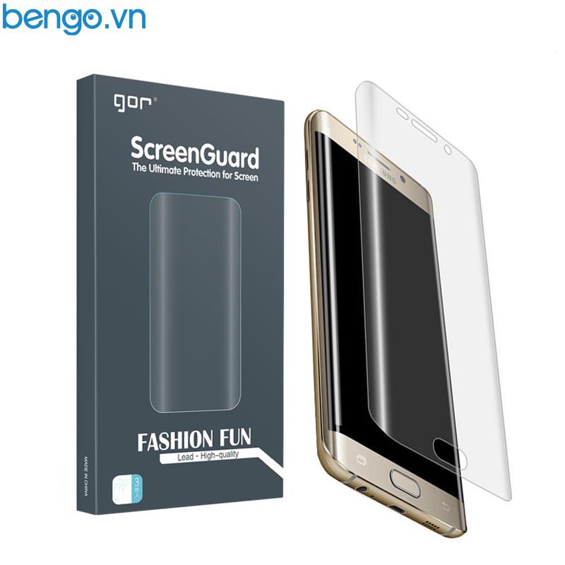 Dán màn hình Samsung Galaxy S6 Edge