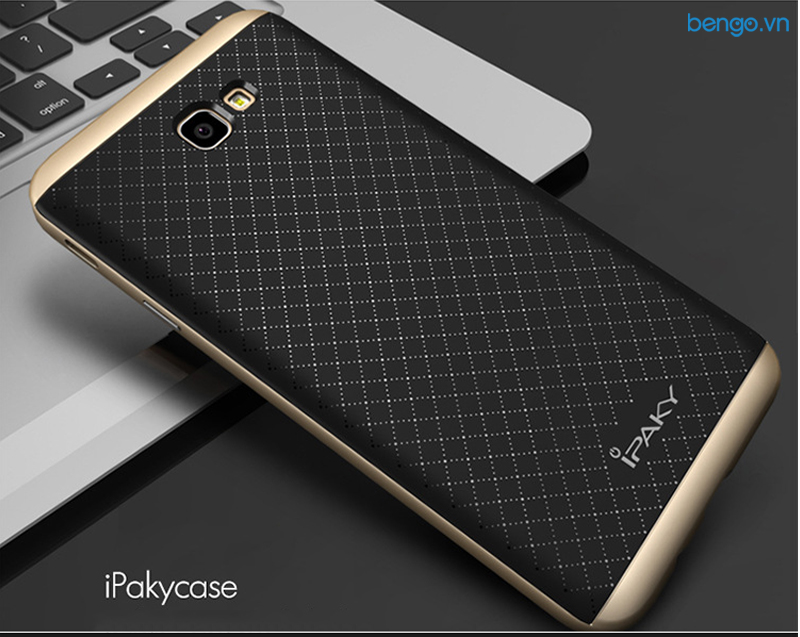 Ốp lưng Samsung Galaxy J5 Prime IPAKY Neo Hybrid