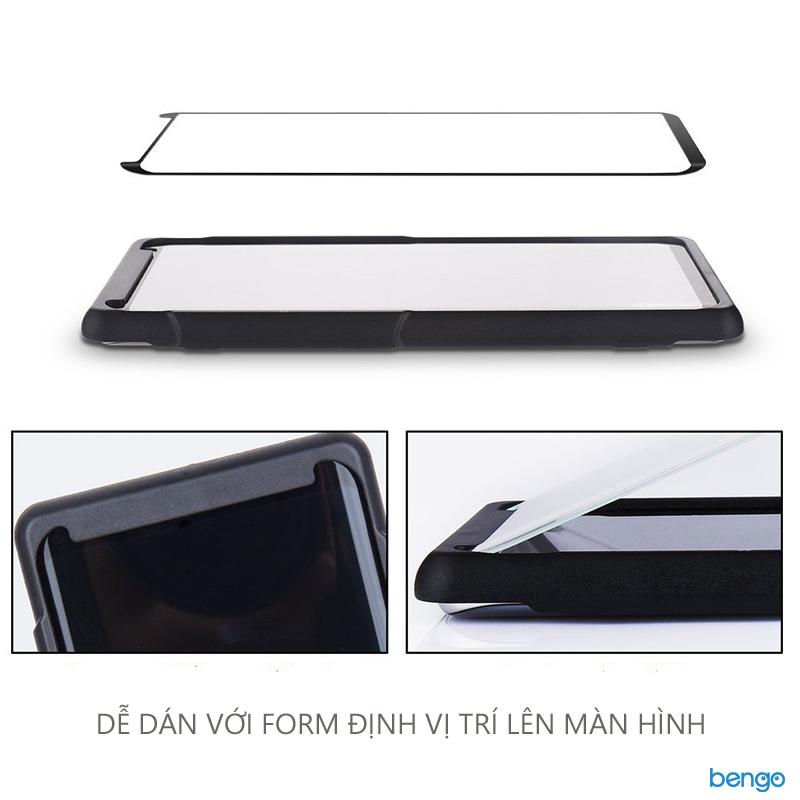 Dán màn hình cường lực Samsung S8 4D