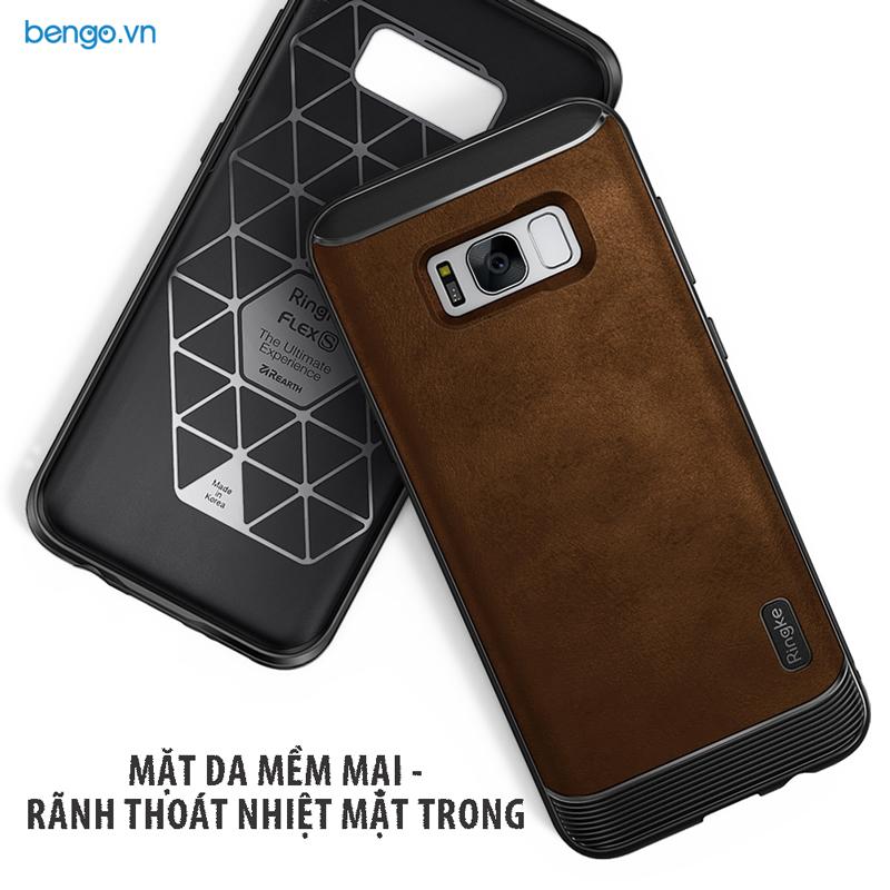 Ốp lưng Samsung Galaxy S8 Ringke Flex S