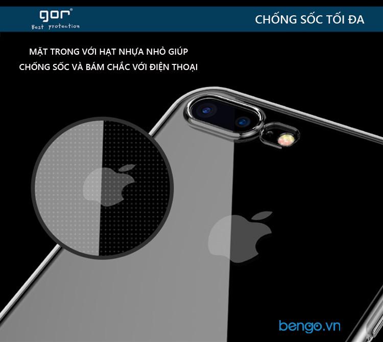 Ốp lưng Sony Xperia XA TPU dẻo siêu trong suốt GOR