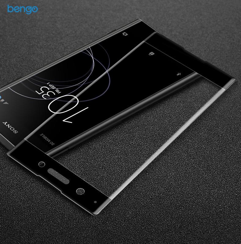 Dán cường lực Sony Xperia XA1 Plus 3D Full màn hình