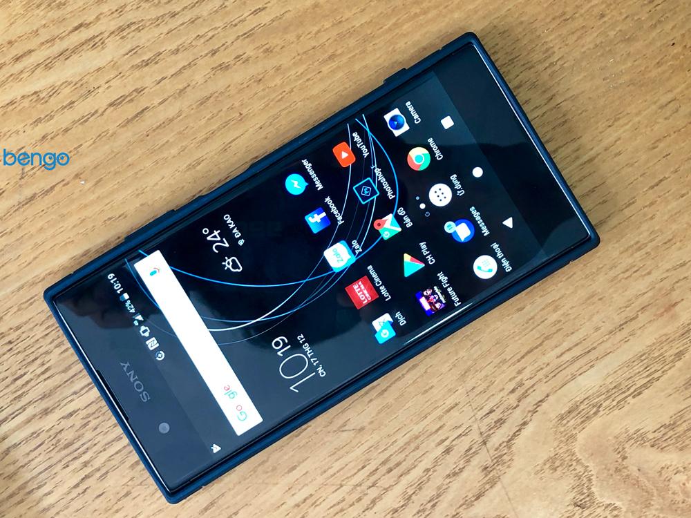 Op lung Sony Xa1 plus