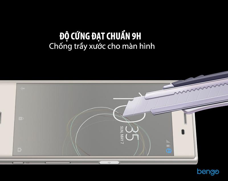 Dán cường lực Sony Xperia XZ Premium 3D full màn hình