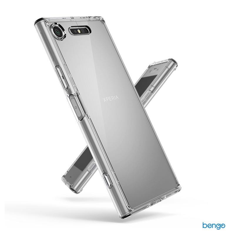 Ốp lưng Sony Xperia XZ1 RINGKE Fusion