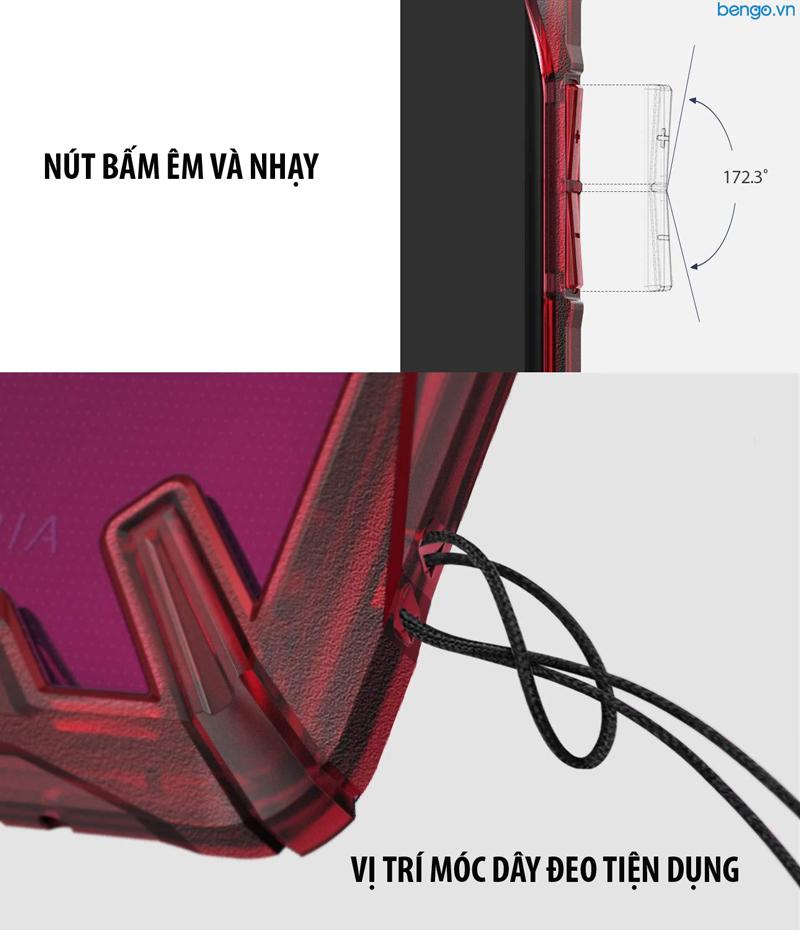 Ốp lưng SONY Xperia XZ3 RINGKE FUSION X