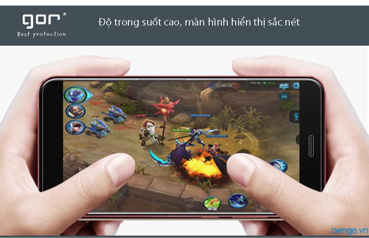Dán màn hình Sony Xperia XZs 3D full GOR (hộp 4 miếng)