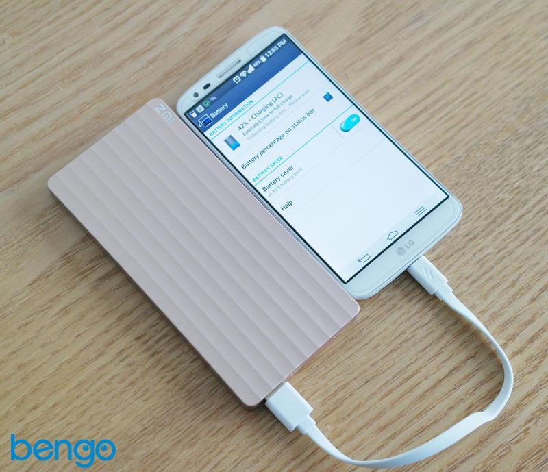 Bengo.vn - Pin sạc dự phòng ZMI 10000mAh