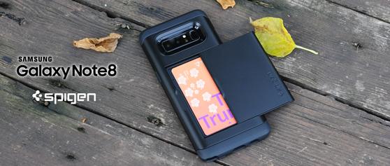 Phụ kiện thương hiệu Spigen cho Note 8