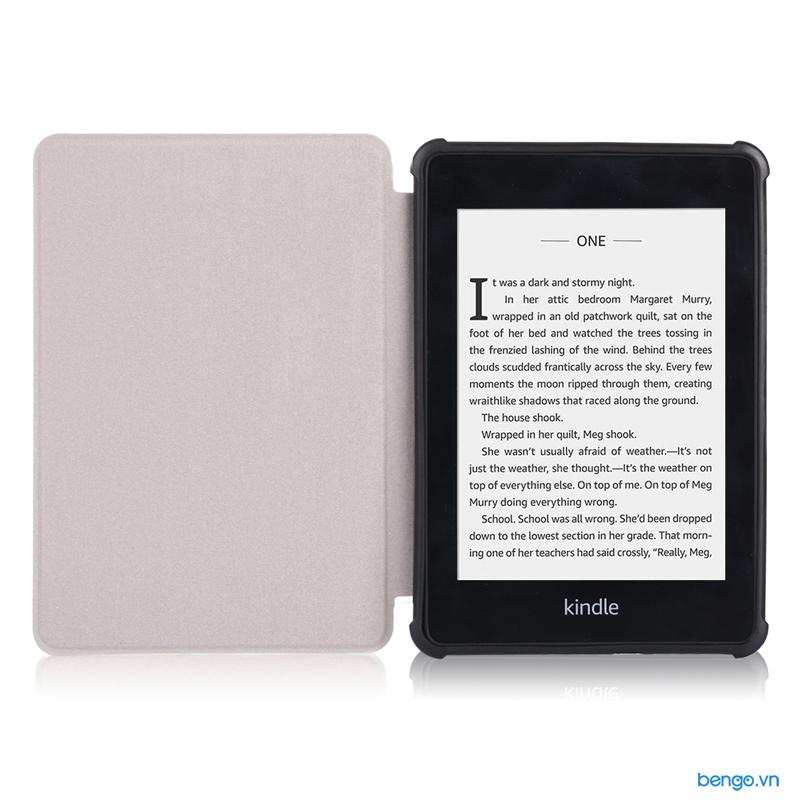 Bao da Kindle Paperwhite 2018 thế hệ 4 (10th) ốp TPU dẻo