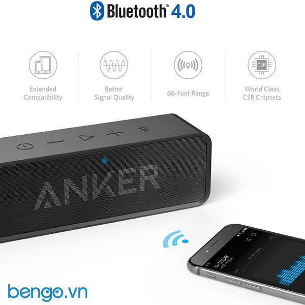 Loa Bluetooth Anker SoundCore - A3102