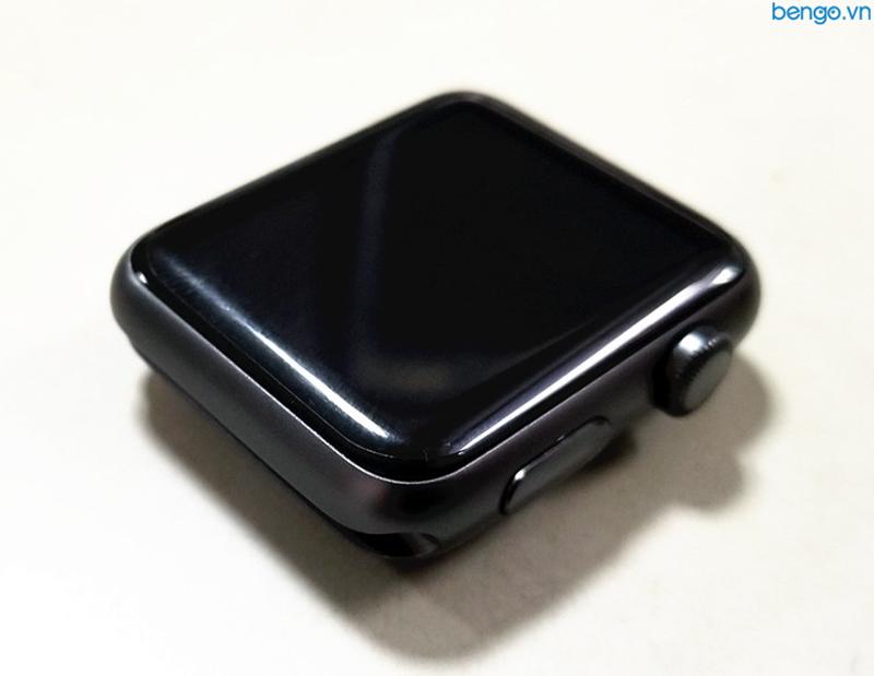 Dán màn hình Apple Watch Series 4 40mm 3D full GOR (Hộp 3 miếng)