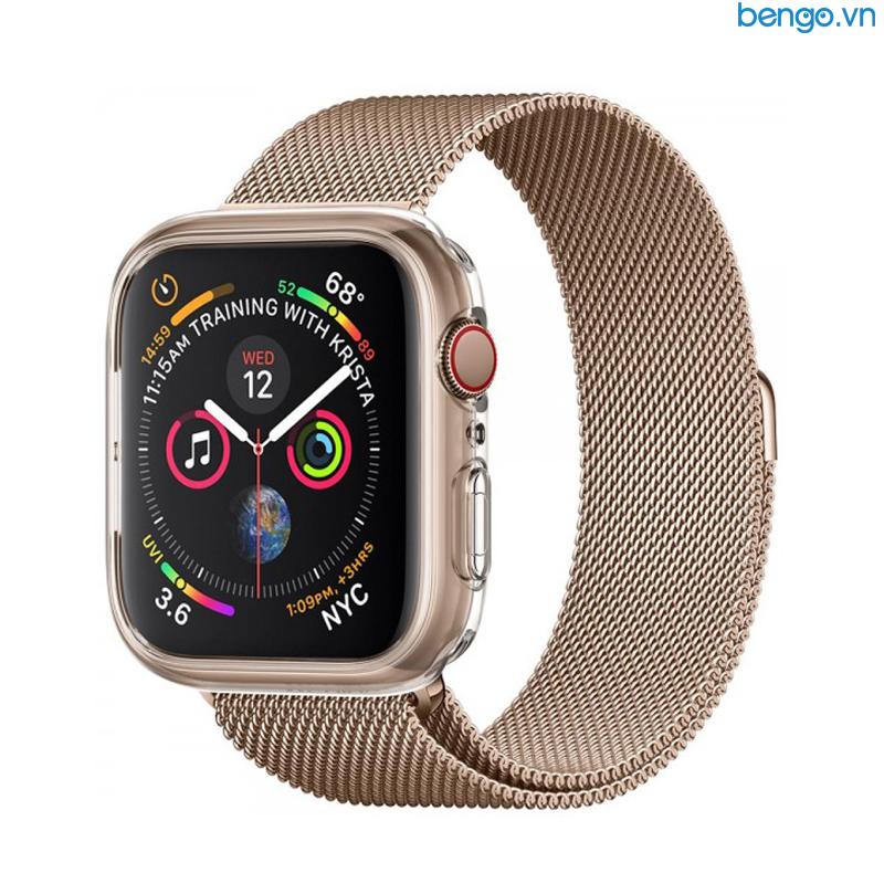 Ốp Apple Watch Series 4 44mm SPIGEN Liquid Crystal