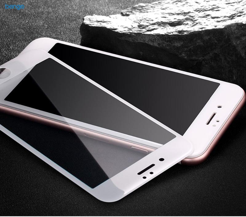Dán màn hình cường lực iPhone 8 Plus 4D full màn hình