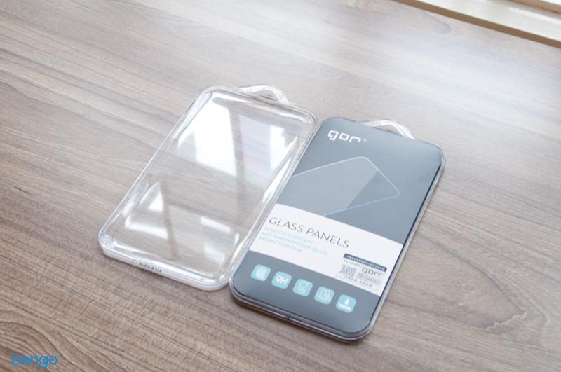 Dán màn hình cường lực iPhone Xs Max GOR (Hộp 2 miếng)