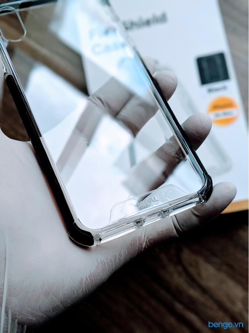 Ốp lưng iPhone Xs Max/Xr/Xs/X JCPAL iGuard FlexShield
