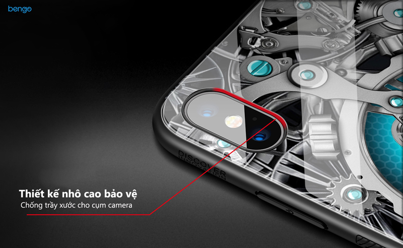 Ốp lưng iPhone Xs Max Nillkin Spacetime