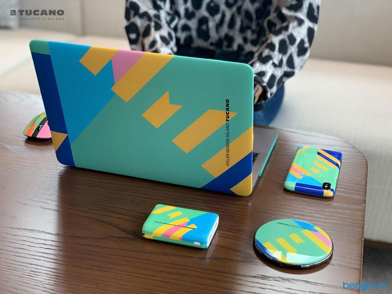 Túi chống sốc MacBook Pro, MacBook Air 13.3 2018 TUCANO Shake Neoprene Mendini