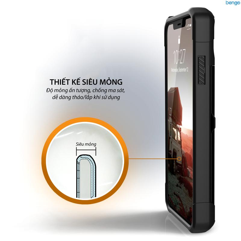 Ốp lưng iPhone Xs Max UAG Trooper Series