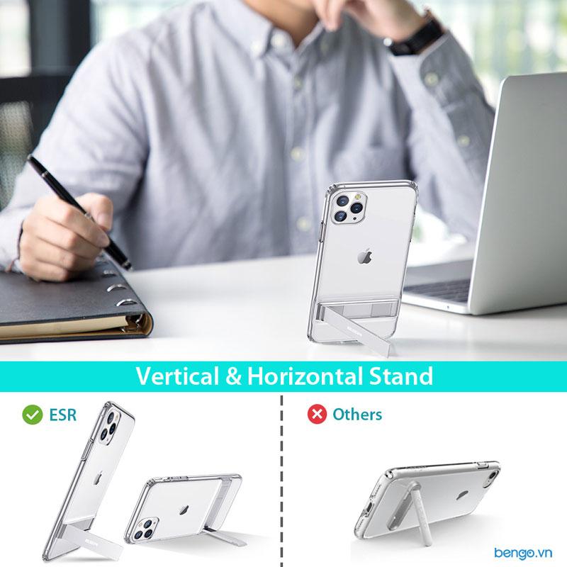 Ốp lưng iPhone 11 Pro ESR Metal Kickstand