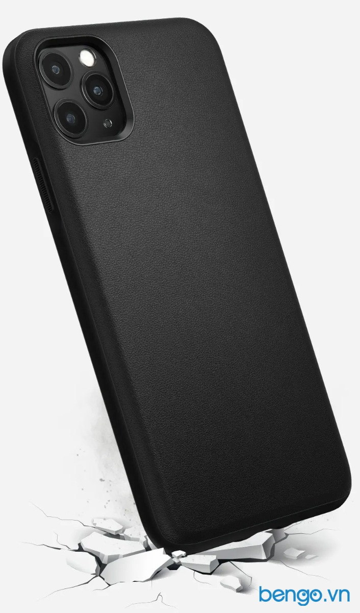 Ốp lưng iPhone 11 Pro Max NOMAD Active Rugged Leather