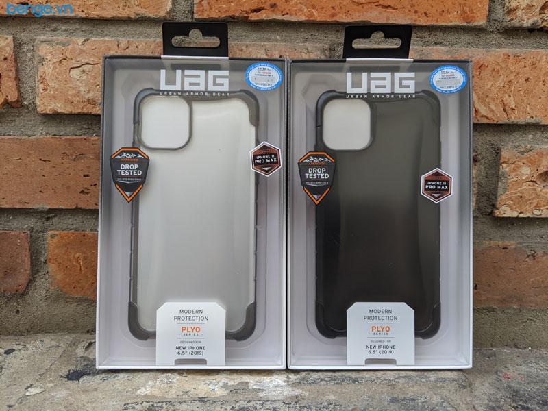 Ốp lưng iPhone 11 Pro Max UAG Plyo Series
