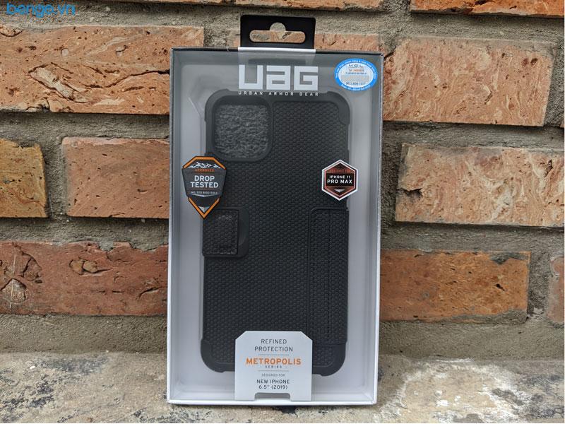 Bao da iPhone 11 Pro Max UAG METROPOLIS Series