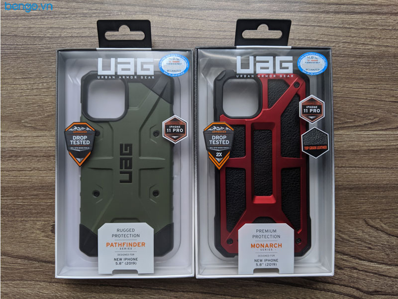 Ốp lưng iPhone 11 Pro UAG MONARCH Series