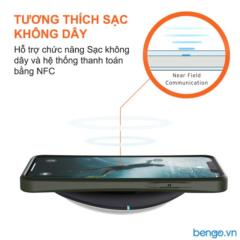 Ốp lưng iPhone 11 Pro UAG Biodegradable Outback