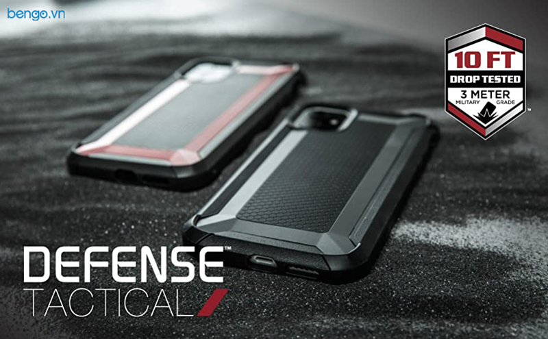 Ốp lưng iPhone 11 Pro Max X-Doria Defense Tactical