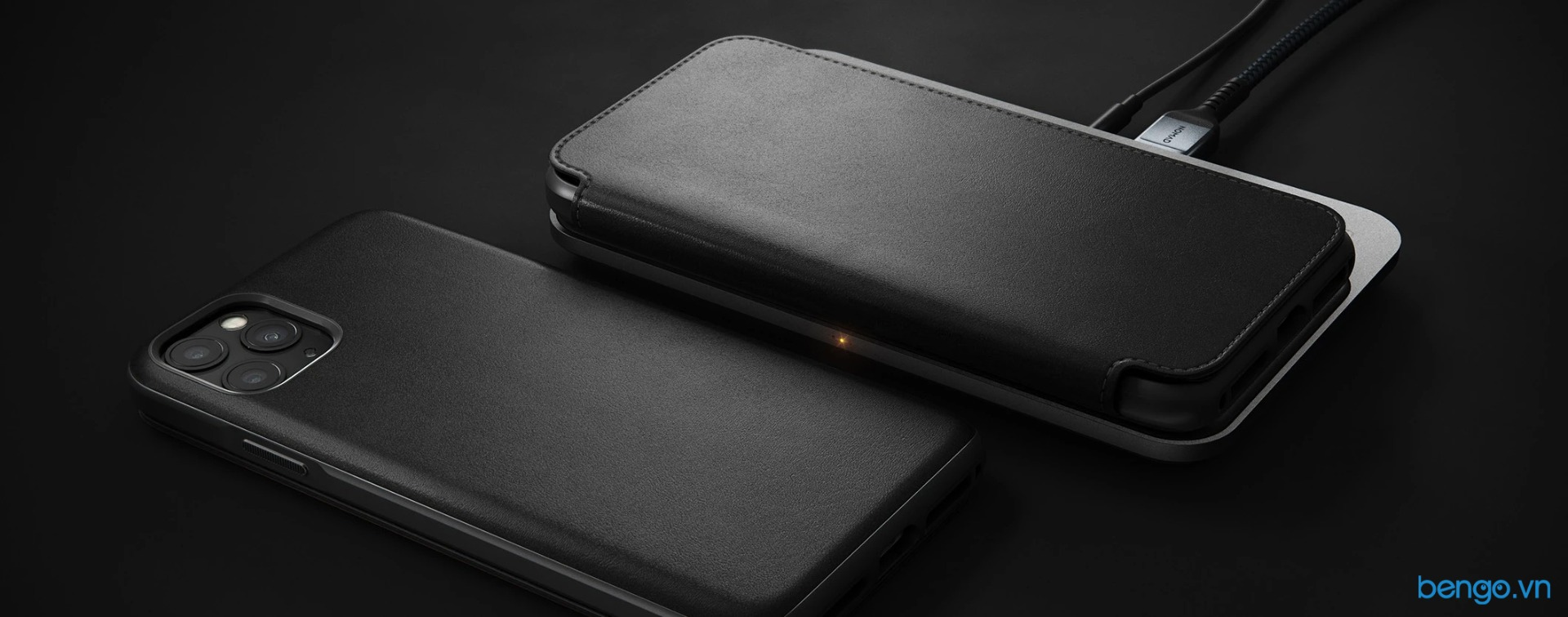 iPhone 11 Pro Nomad Rugged Folio Case