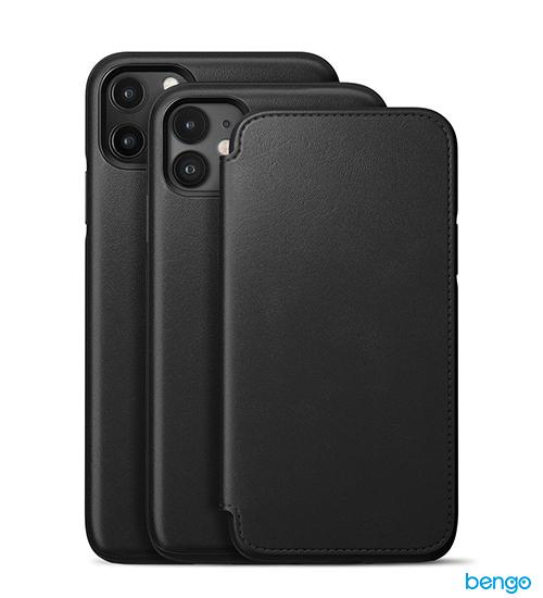 Bao da iPhone 11 Pro NOMAD Rugged Folio Horween Leather