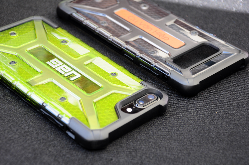 Op lung iPhone 8 7 Plus UAG