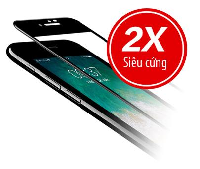 Dán cường lực iPhone 8/7 JCPAL Preserver full màn hình