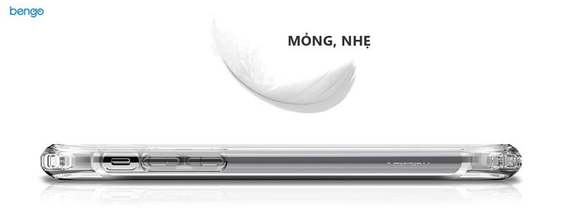 Ốp lưng iPhone X SPIGEN Rugged Crystal