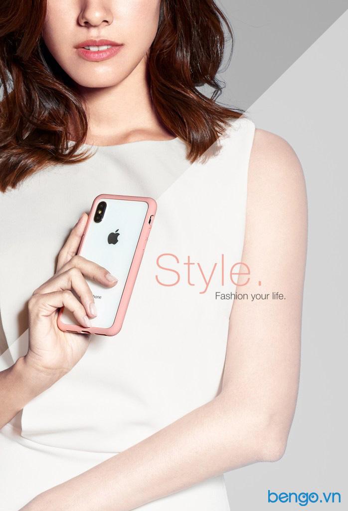 Ốp lưng iPhone X/Xs Telephant NMDer Urban Classic