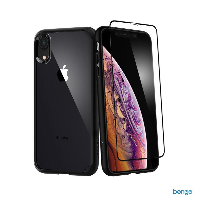Ốp lưng iPhone XR SPIGEN Ultra Hybrid 360