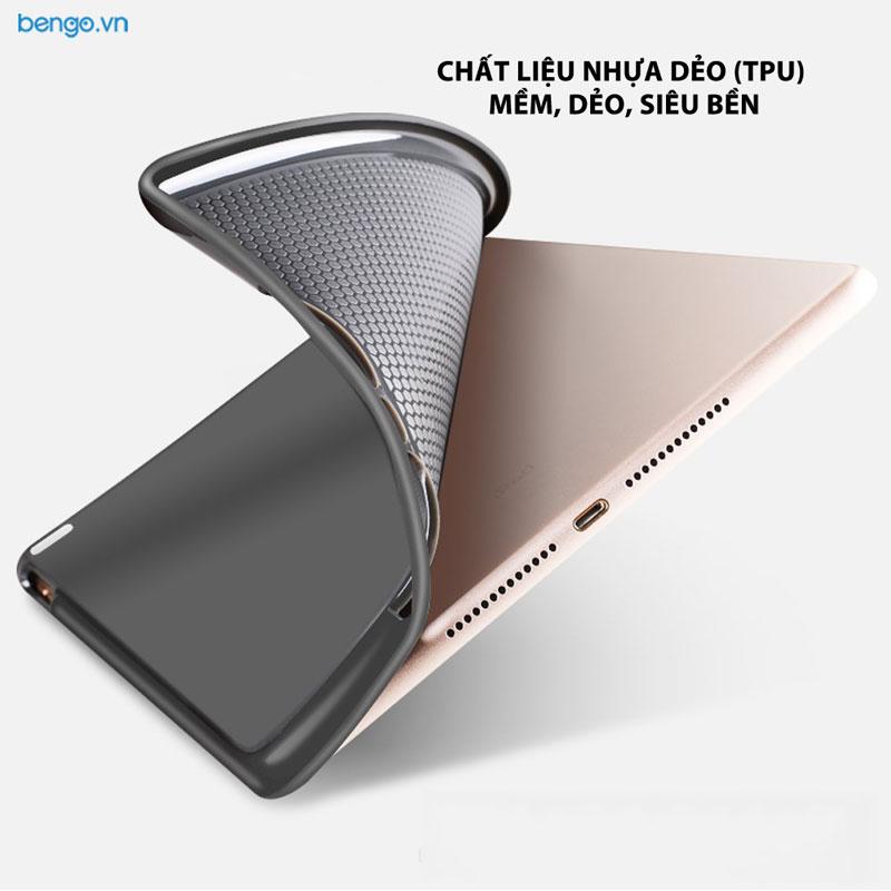 Bao da iPad 9.7 2018/2017/Air1/2 Họa tiết Well Begun is Half Done