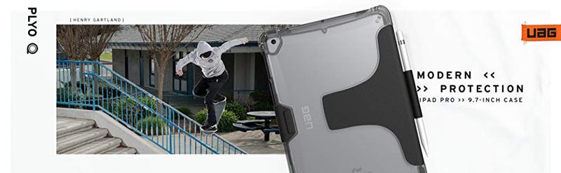 Bao da iPad 9.7 2018/2017 UAG Plyo Series