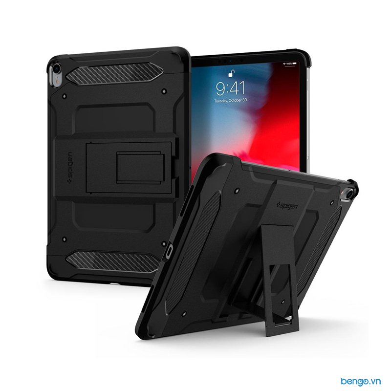 Ốp lưng iPad Pro 12.9'' 2018 SPIGEN Tough Armor Tech