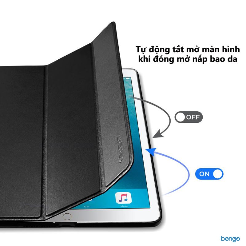Bao da iPad Pro 12.9'' 2017 Spigen Smart Fold