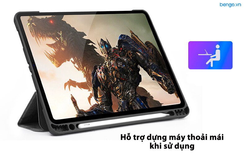 Bao da iPad Pro 11 2018 with Pencil Holder
