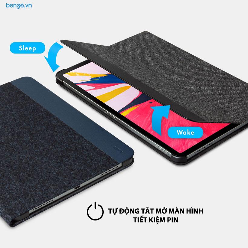 Bao da iPad Pro 11 2018 LAUT Inflight Folio