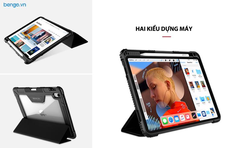 Bao da iPad Pro 11 2018 Nillkin with Pencil Holder