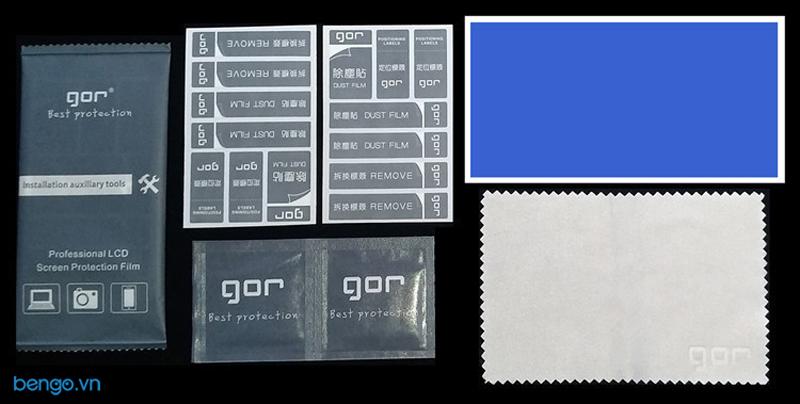 Dán màn hình cường lực Asus ZenFone Max Pro M2 (ZB631KL) GOR (Hộp 2 miếng)