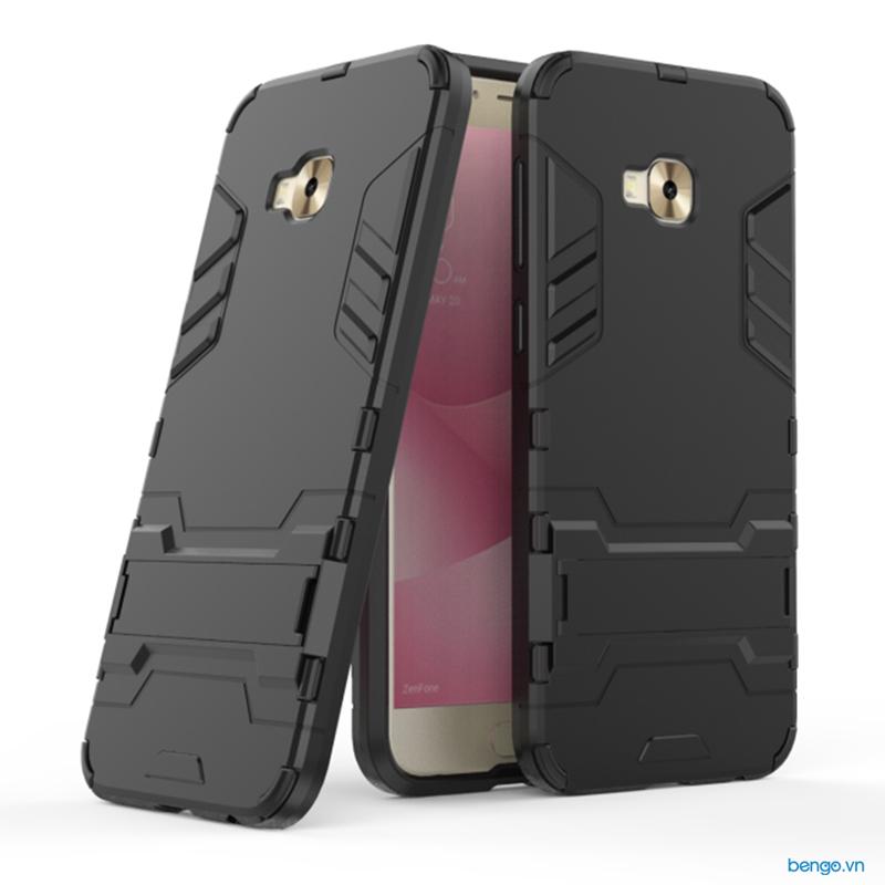 Ốp lưng Asus Zenfone 4 Selfie Pro (ZD552KL) Iron Man