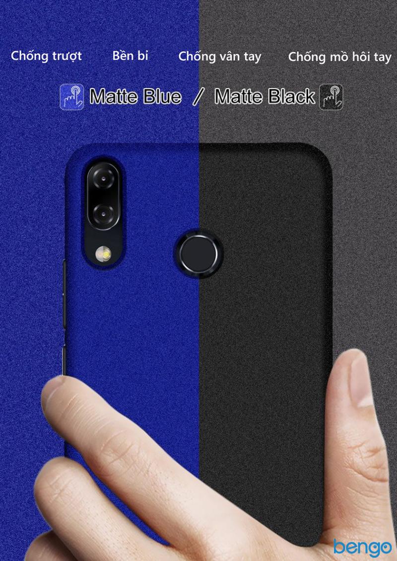 Ốp lưng Asus Zenfone 5 (ZE620KL) IMAK Sandy Feel Polycarbonate