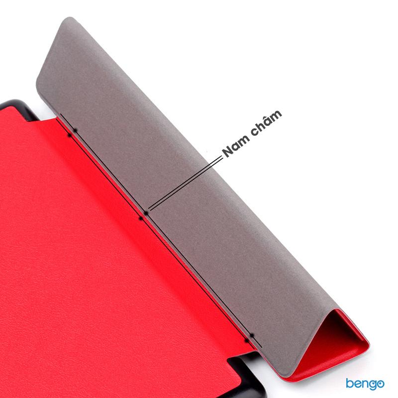 Bao da Asus Zenpad Z8s (ZT582KL) Smatcover nhiều màu